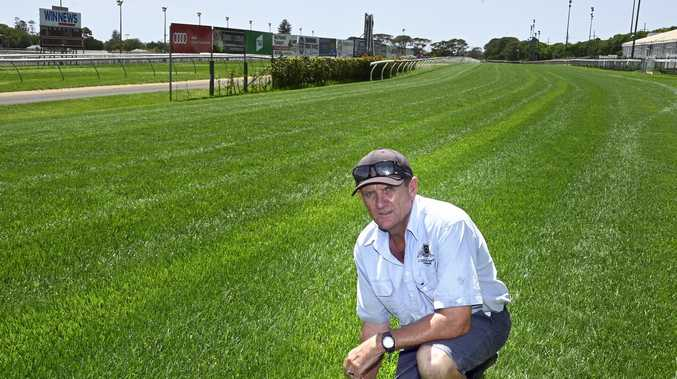 Clifford Park ready to storm back to racing