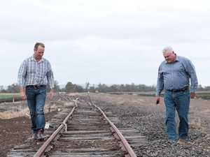 Farmers hoping Inland Rail inquiry will provide answers