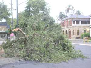Grafton storm damage 23-01-20