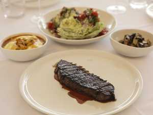 $200 steaks! Is this one of our most lavish steakhouses?