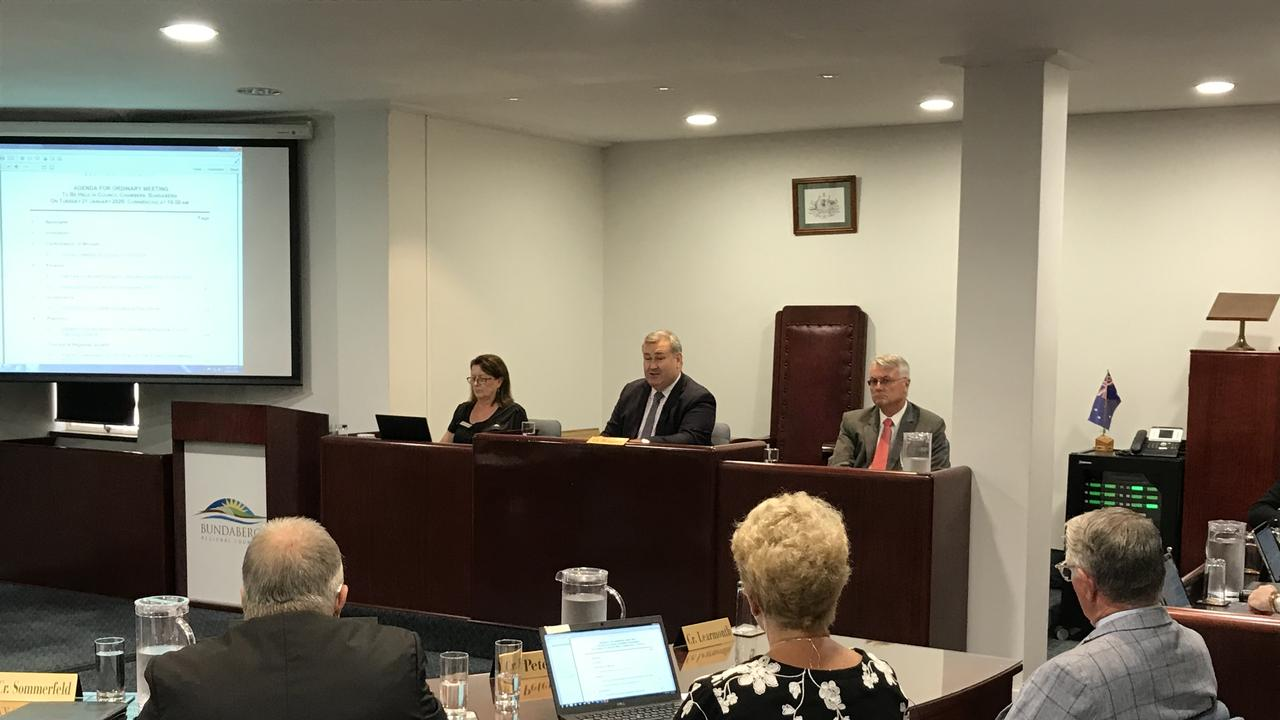 Bundaberg Mayor Jack Dempsey recommends that the next council consider lifting its commitment to its Buy Local campaign.