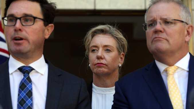 PM set to burn Bridget McKenzie