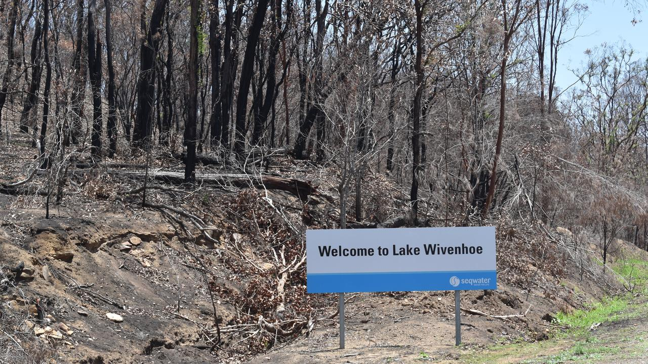 Lockyer Valley and Somerset Regional Councils are pleading for their share of government funding to support fire-impacted communities.