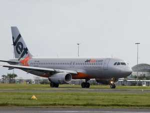 Jetstar pilot forced to abort takeoff from Mackay Airport