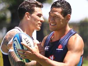 Williams opens up on Folau's 'US move'