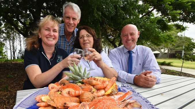 Fresh future planned for Bay's seafood festival