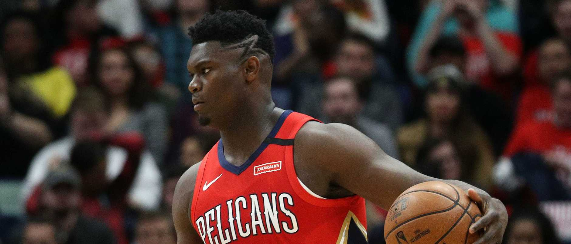 No.1 draft pick Zion Williamson has lived up to expectations in his NBA debut.