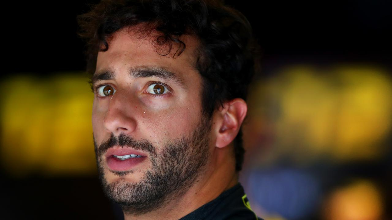 Daniel Ricciardo's donated gear should fetch a decent price. Picture: Dan Istitene/Getty