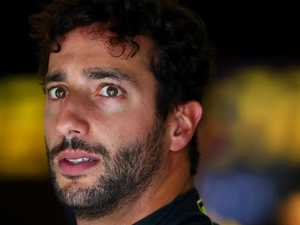F1 stars get right behind bushfire cause