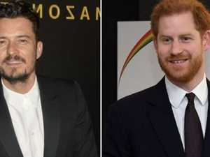 Bloom to play Prince Harry in TV series