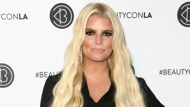 LOS ANGELES, CA - JULY 14:  Jessica Simpson attends the Beautycon Festival LA 2018 at the Los Angeles Convention Center on July 14, 2018 in Los Angeles, California.  (Photo by David Livingston/Getty Images)