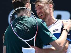 Millman bracing for 'ruthless' Federer onslaught