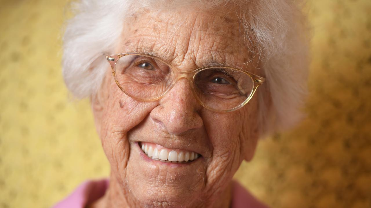 Heneretta 'Ettie' Munro is celebrating her 100th birthday today.