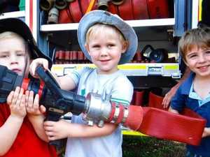 Kindy class reaches out to bushfire victims
