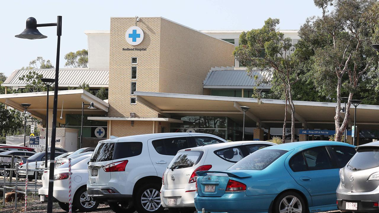 "Redland Hospital, where concerns have emerged about the ""thoroughness"" of two surgeons performing scopes. Picture: Annette Dew"