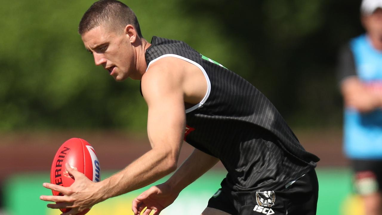 Darcy Cameron is looking for more senior opportunities after playing one game in three years at the Swans.
