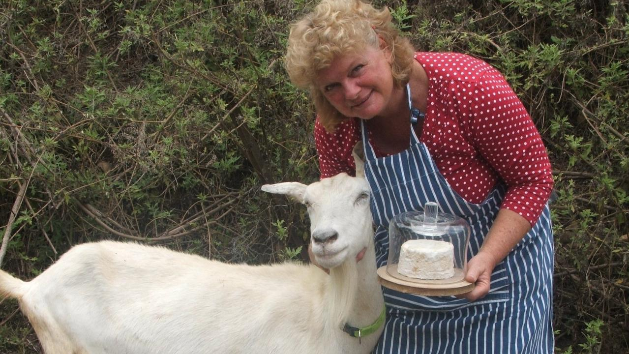 CHEESE: Elisabeth Fekonia, 64, will hold a cheese-making workshop at Clermont.