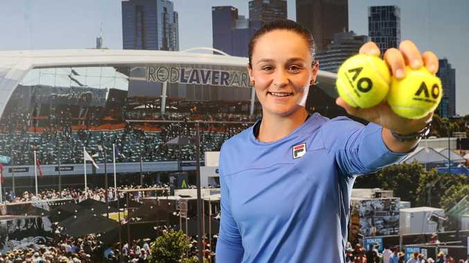 BEHIND THE DESK: Is Ash Barty overhyped?
