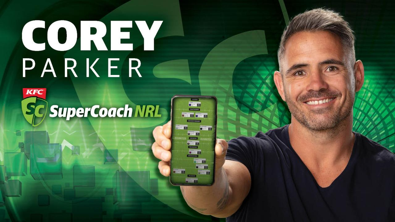 Corey Parker has signed on as ambassador for SuperCoach NRL.