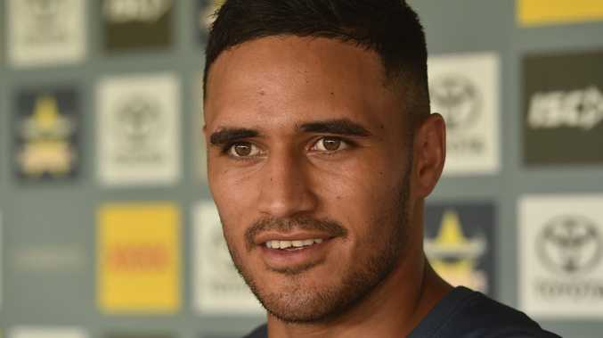 Valentine Holmes hits the ground running