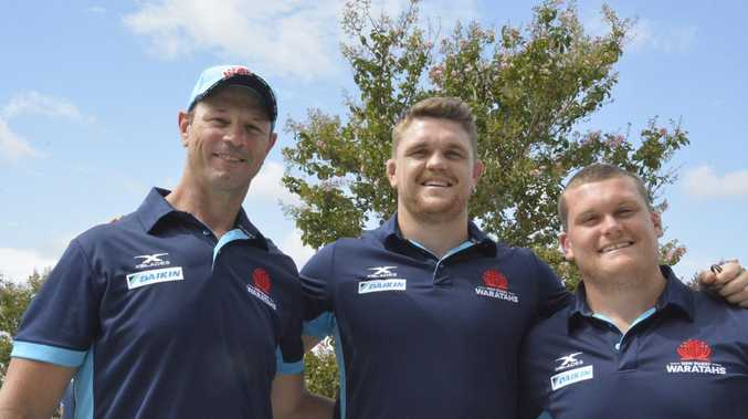 Reds, Waratahs set for Super time in Dalby