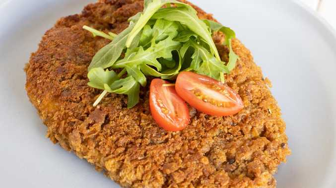 'Sacrilegious but so crunchy':  Weet-Bix schnitty has landed