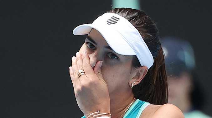 Aussie falls agonisingly short of grand breakthrough