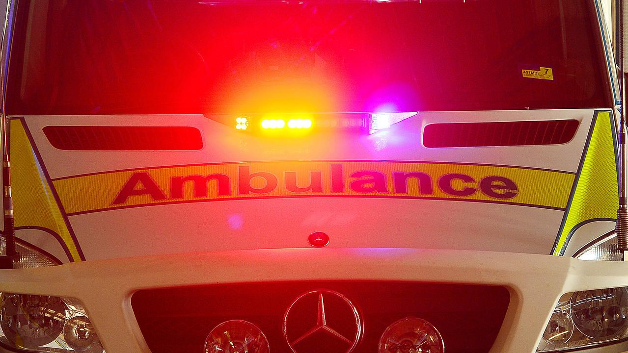 CRASHES: Emergency services rushed to two separate crashes in Gympie today. Photo: FILE