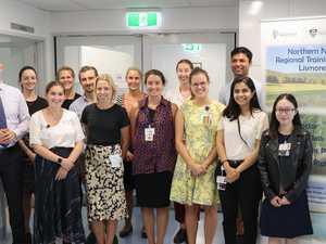 Lismore hospital welcomes 12 intern doctors