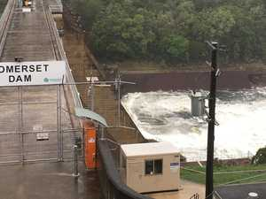 Mystery surrounds impacts of Somerset Dam safety upgrade