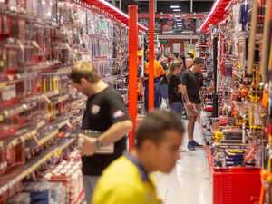 Tool retailer secures 33rd store