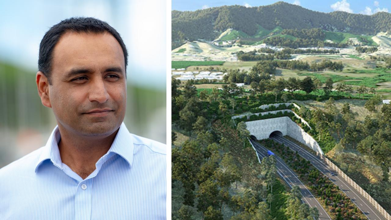 Coffs Harbour MP Gurmesh Singh has responded to recent concerns about the long-awaited Coffs Harbour Bypass.