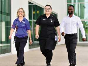 Family plight inspires new Mackay mental health nurse