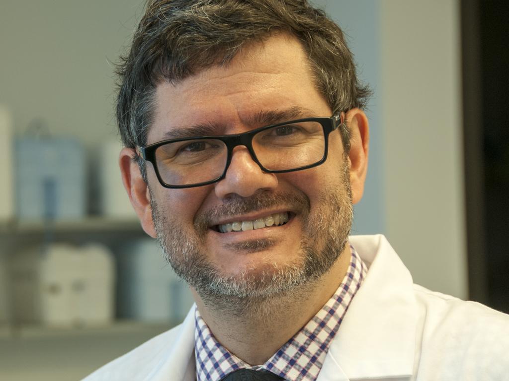 The Garvan Institute's Professor David Thomas. Picture: Supplied