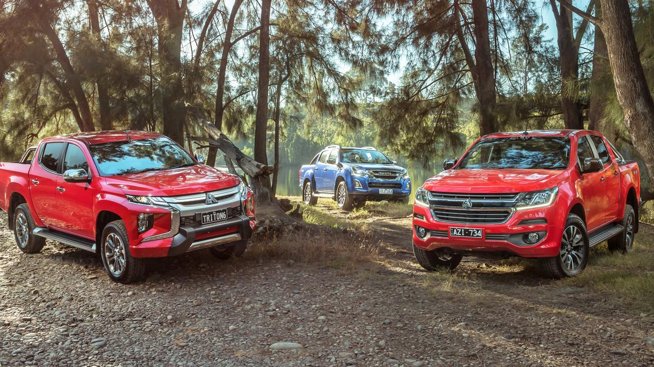 Isuzu has joined ute rivals such as Mitsubishi and Holden by helping the bushfire cause.