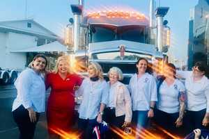 Women in Trucking Australia was launched on January 18. PHOTO: Heather Petty
