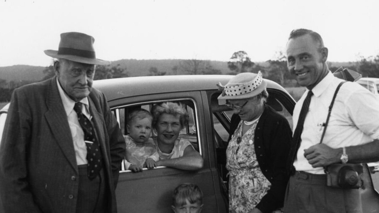 Madill family at the Young Farmers School in Gympie, Queensland, 1959John Oxley Library, State Library of Queensland Neg: 195724