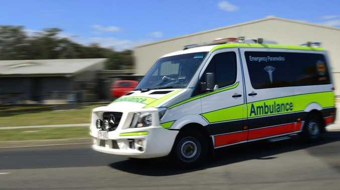 Teen critical in minibus crash
