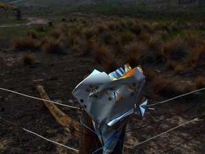 Bodies retrieved from plane crash site