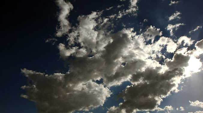 Clouds forecast for Australia Day weekend