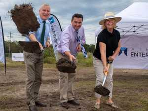 Construction begins on $25m Enterprise Park