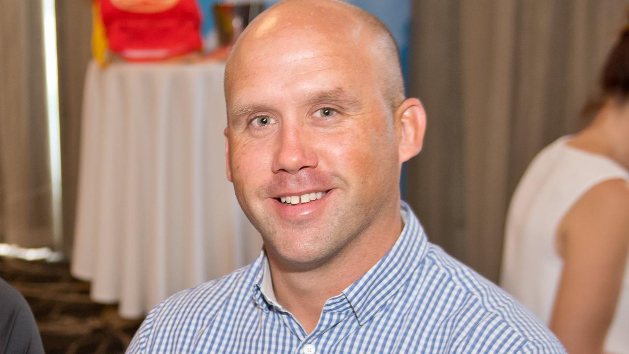 Harrup Park Country Club chief executive Matt Cielens. Picture: Emma Murray