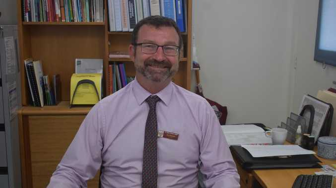 See what the new principal has in store for St John's