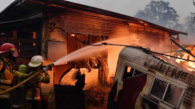 Grim find pushes bushfire death toll to 33