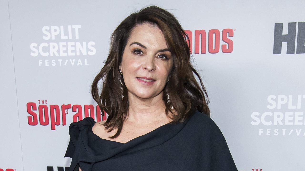 Annabella Sciorra attends HBO's