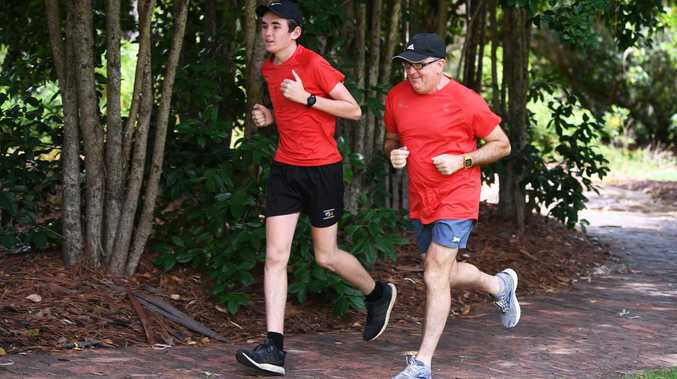 Father-son to be part of Rockhampton parkrun milestone