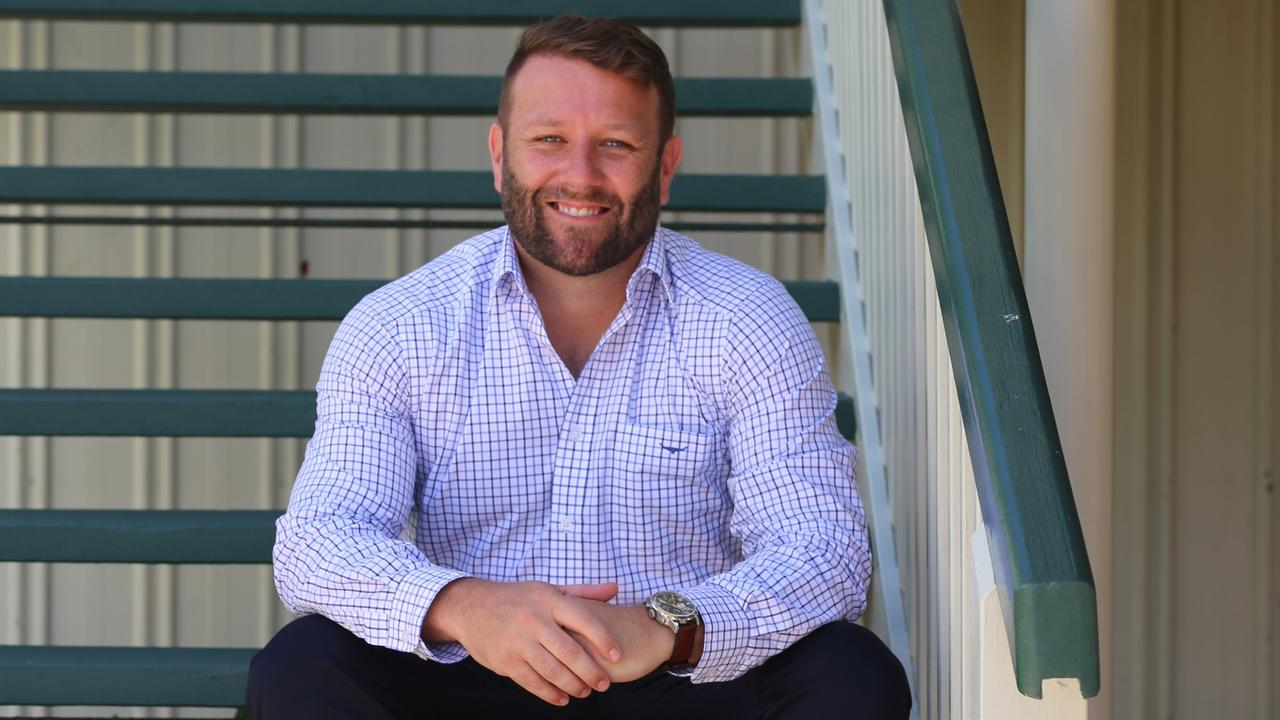 NEW FACE: Jeremy Callaghan is taking on the deputy principal role at Bowen State School from 2020.