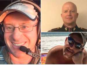 Americans killed in air tanker crash named