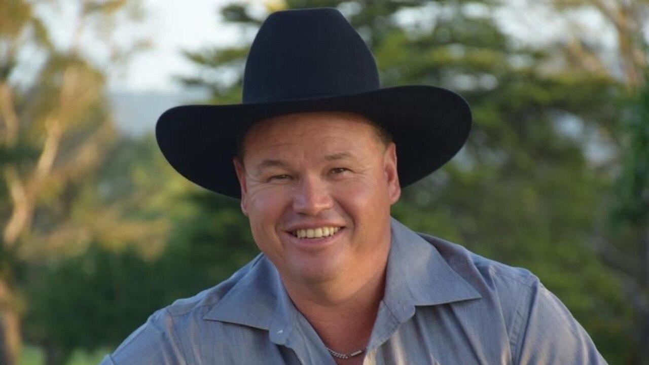 HOME GROWN: Bush Balladeer Ashley Cook has been named Queensland Bush Balladeer for the eighth time.