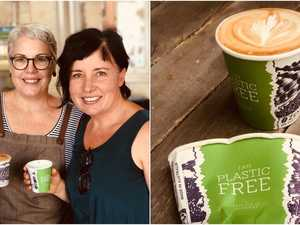 Plastic-free coffee cups an Australian first